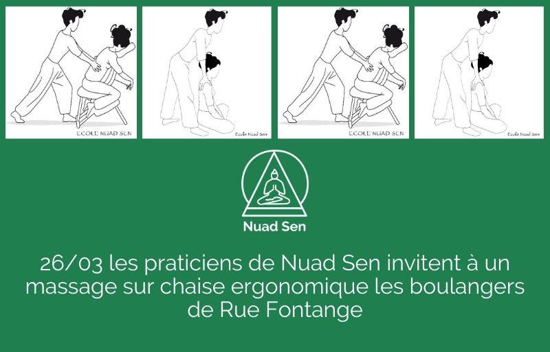Massages thai commercants Marseille