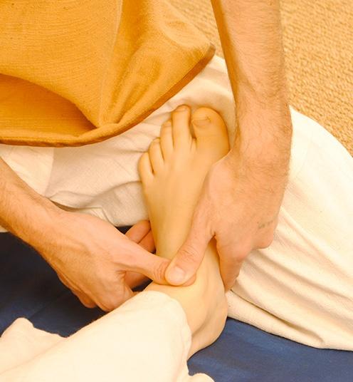 Massage thaï plantaire Marseille