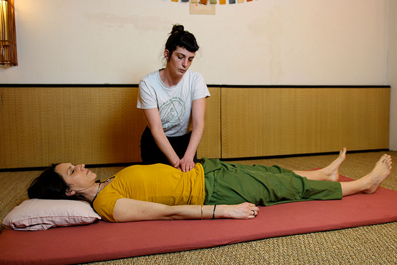 Massage thai Marseille pressions