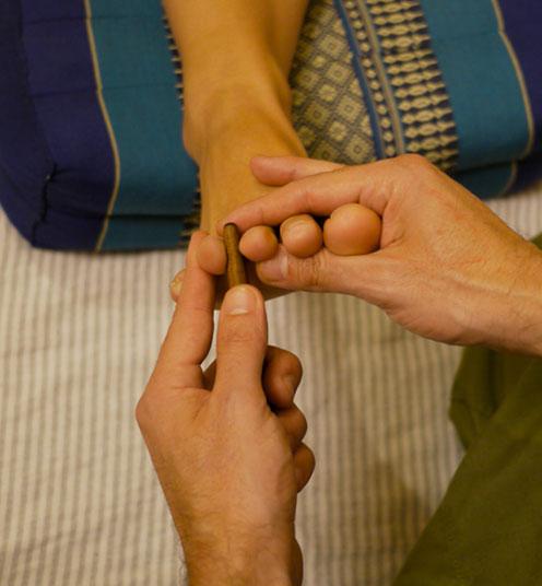 Nuadsen Marseille massage plantaire reflexologie